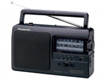Panasonic Kofferradio RF-3500E9-K