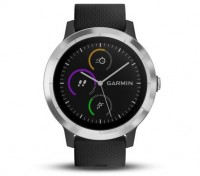 Garmin Smart Watch vivoactive 3 schwarz