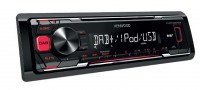Kenwood Receiver,USB, iPod KMMDAB403
