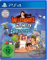 PS4 Worms W.M.D. All Stars