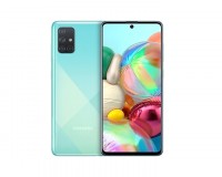 Samsung Galaxy Smartphone A71 prism crush blue