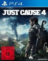 PS-4 Spiel Just Cause 4