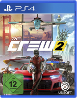 PS4 Spiel The Crew 2