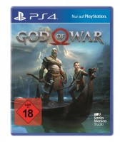 PS4 Spiel God of War Day One
