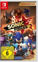 Switch Spiel Sonic Forces