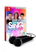 Nintendo Switch Spiel Let´s Sing 2020