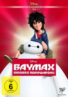 DVD Disney Baymax