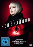 DVD Film Red Sparrow