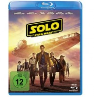 Blu-Ray Solo: A Star Wars Story
