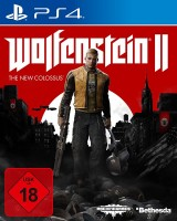 PS4 Spiel Wolfenstein II: The New Colossus