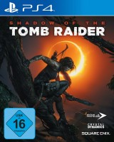 PS4 Spiel Shadow of the Tomb Raider