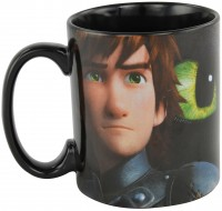 Dreamworks Dragons Ohnezahn & Hicks Tasse