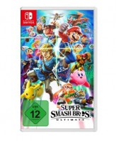 Switch Spiel Super Smash Bros. Ultimate