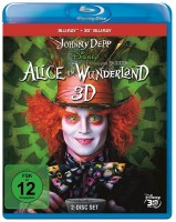 Disney Bluray Alice im Wunderland