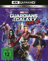 Bluray Guardians of the Galaxy Volume 2
