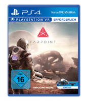 Sony Farpoint VR