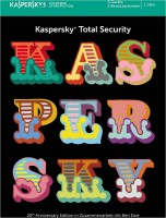 Software Total Security Kaspersky