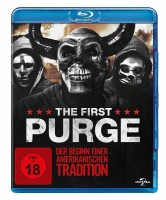 Blu-Ray The First Purge