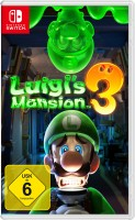 Nintendo Switch Spiel Luigis Mansion 3
