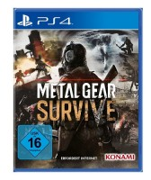 PS-4 Spiel Metal Gear: Survive