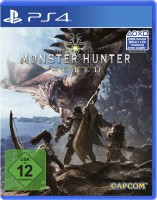 PS-4 Spiel Monster Hunter World