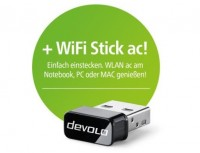 Devolo WiFi Repeater inkl. WiFi Stick