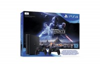 PS4 1TB Bundle Konsole Battlefront II+DS4