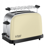 Russell Hobbs Toaster Colours Plus Classic Cream