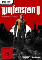 PC Spiel Wolfenstein II: The New Colossus