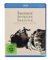 BluRay The Favourite - Intrigen und Irrsinn