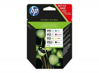 HP Tinte 950XL/951XL