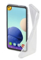 Hama Cover Crystal Clear Galaxy A21s