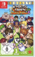 Switch Spiel Harvest Moon Light of Hope Complete Special