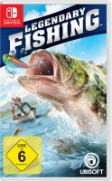 Nintendo Switch Spiel Legendary Fishing