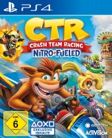 PS4 Spiel CTR Crash Team Racing Nitro