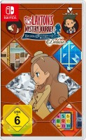 Nintendo Switch Layton´s Mystery Journey: