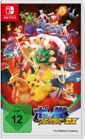 Switch Spiel Pokémon Tekken DX
