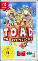 Nintendo Switch Spiel Captain Toad
