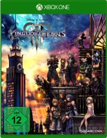 XBox One Spiel Kingdom Hearts III