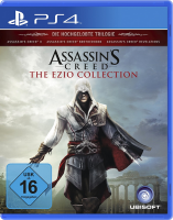 PS4 Spiel Assasin´s Creed Ezio Collection