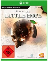 XboxOne Spiel Dark Pictures Little Hope