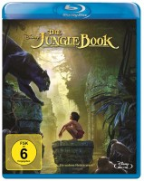 Disney Bluray The Jungle Book
