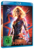 Captain Marvel, Blu-ray