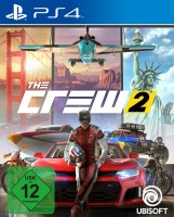 Sony PS4 Spiel The Crew 2