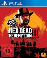 PS-4 Red Dead Redemption 2