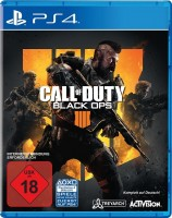 PS4 Spiel Call of Duty: Black Ops 4