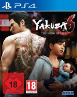 PS4 Spiel Yakuza 6 The Song of Life
