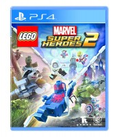 PS4 Spiel Lego Marvel Super Heroes 2