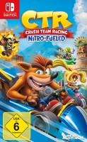 Switch Spiel CTR Crash Team Racing Nitro