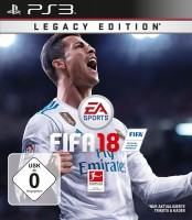 EA Sports PS3 Spiel Fifa 18 Legacy Edition
